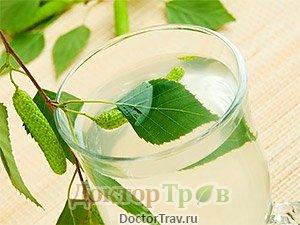березовый сок в народной медицине