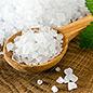 морская соль при лечении перхоти